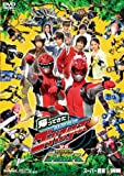Sci-Fi Live Action - Kaettekita Tokumei Sentai Go-Busters Vs Dobutsu Sentai Go-Busters [Japan DVD] DSTD-3656