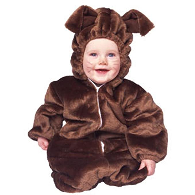 sc 1 st  Amazon.com & Amazon.com: Cute Newborn Baby Puppy Dog Costume (0-6 Months): Clothing