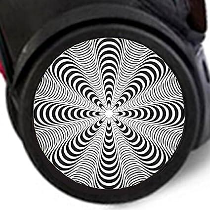Adhesivos Nikidom Roller Wheel Sticker Dizzy