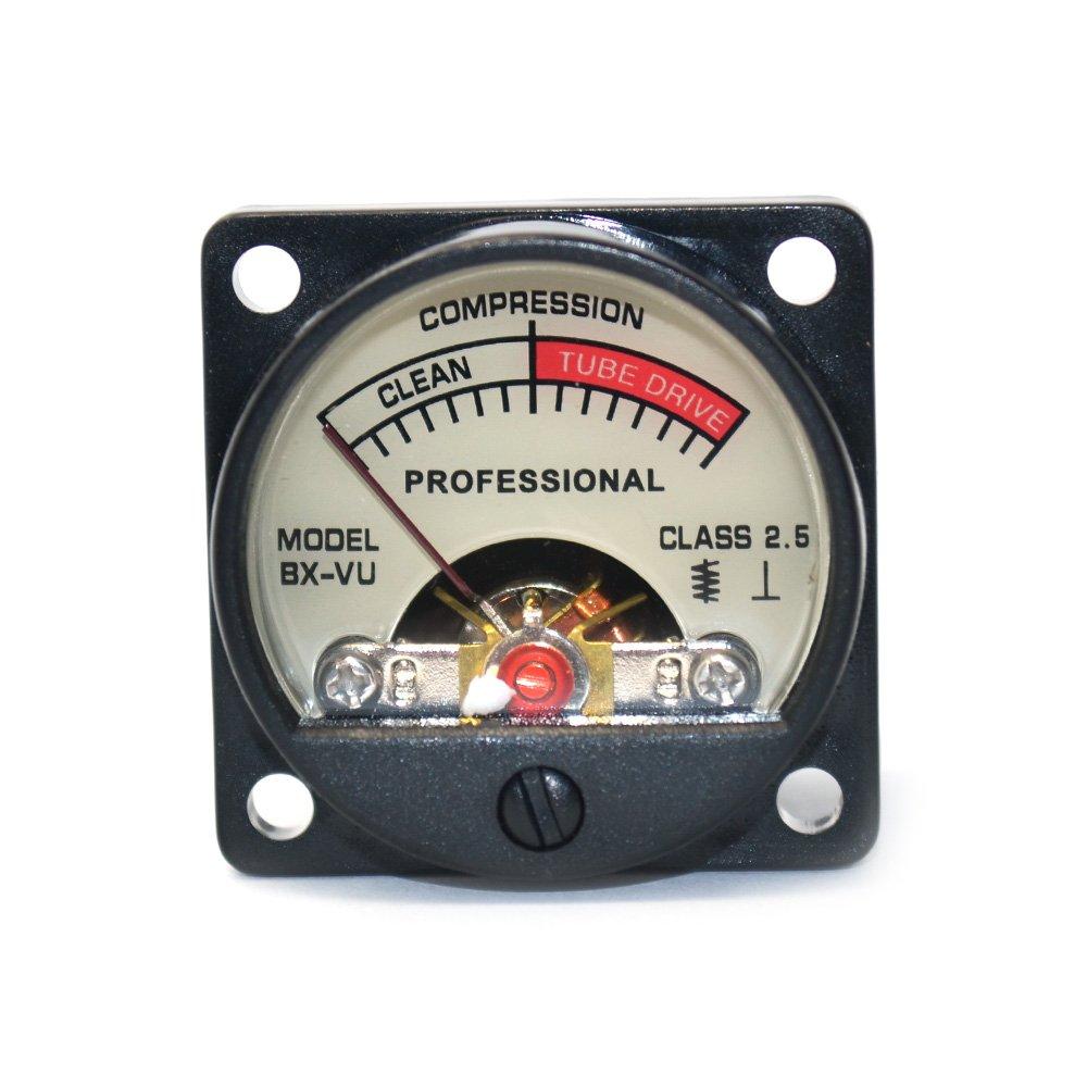 Original VU Header for Behringer Electric Guitar Bass Microphone Amplifier Effects Meter DB Decibel Meter with Backlight BE-45