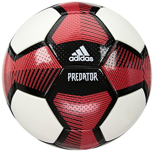 adidas Predator Comp Ball, Black, Size 5
