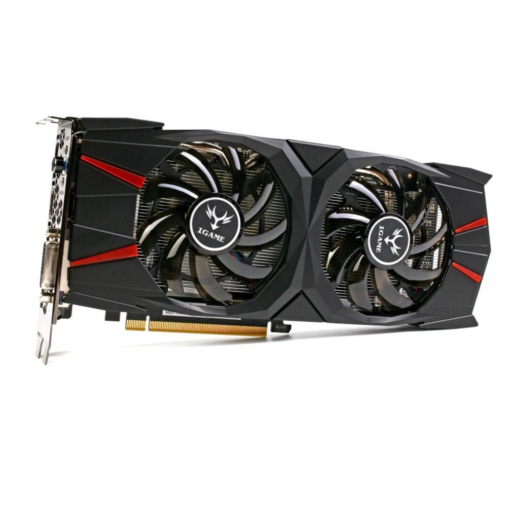 Eletty Lower Emi 2 Fans In 0Db Gtx 1060 Gpu U-3G Gaming Video Graphics Card Gddr5X 1556-1771Mhz/8008Mhz I2M5 For Pc
