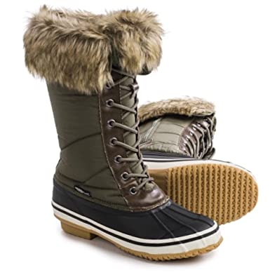 """Emma 13""""Insulated Snow Boots 10M (US)"""