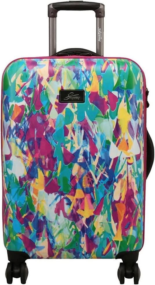 Skyway Haven 28-Spinner Upright Suitcase Festive Shade