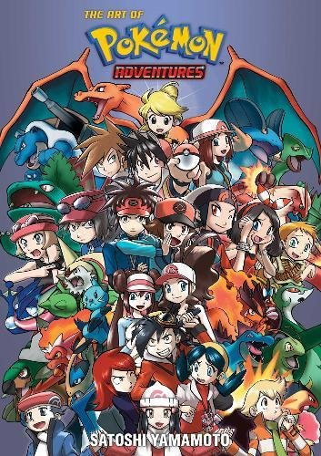 Pokémon Adventures 20th Anniversary Illustration Book: The Art of Pokémon Adventures (Pokemon) Photo