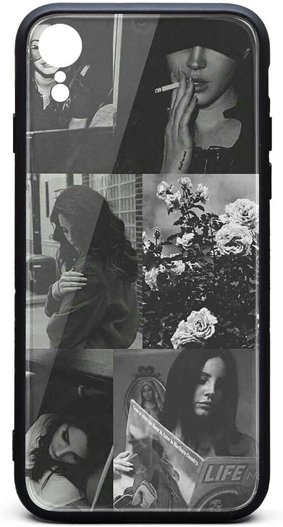 Amazon Com Lana Del Rey Iphone Xr Case Mobile Tpu Pc Cute Fancy Fun Cover Case For Apple Iphonexr