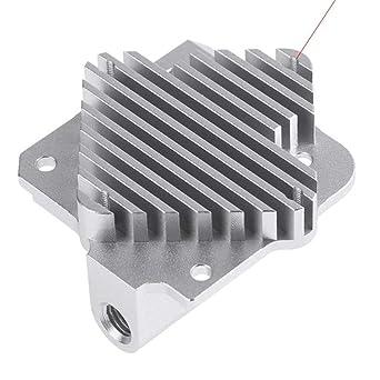 Amazon.com: Zamtac Extrusor Radiador de corto alcance 0.069 ...