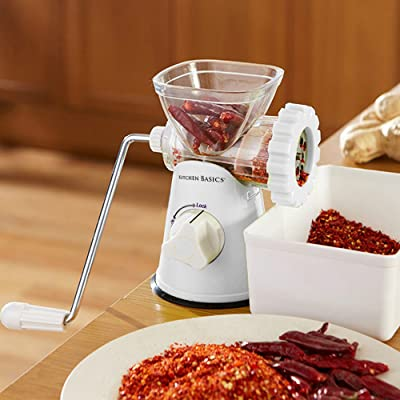 Why you buy Kitchen Basics 3-In-1 Meat Grinder