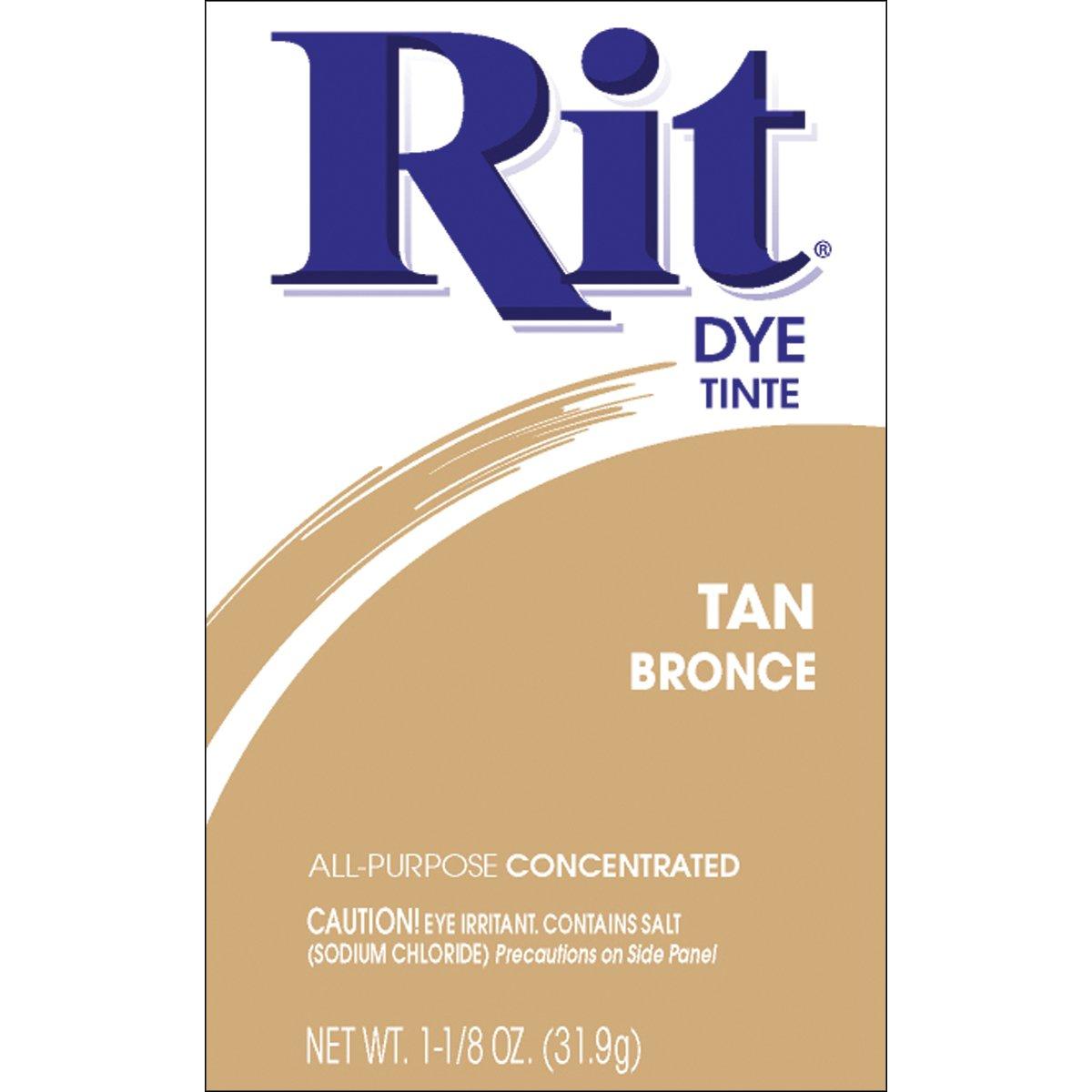 Rit Dye Powder-tan 100681