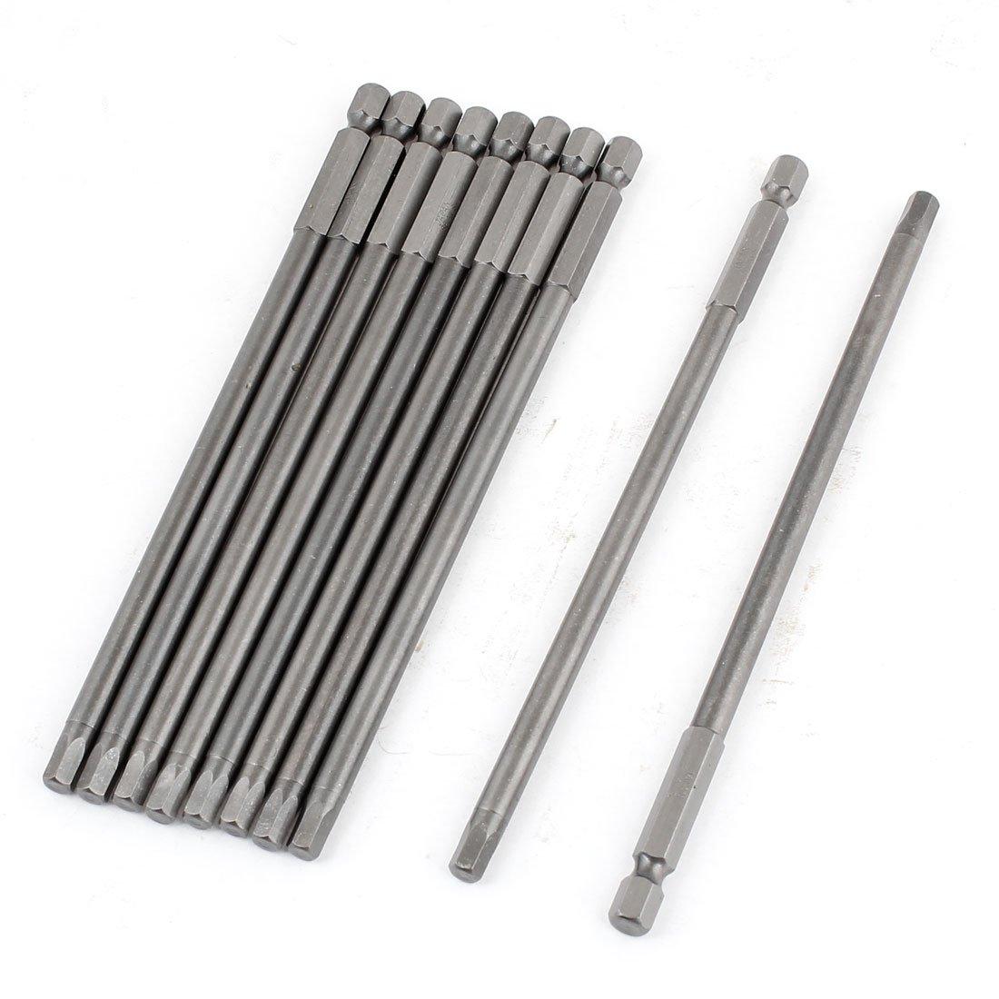 X-Dr 10 Pcs 5m/_m Tip 5.9i/_n Length Magnetic Hex Head Screwdriver Bits 5635b1b9-a222-11e9-8d7c-4cedfbbbda4e