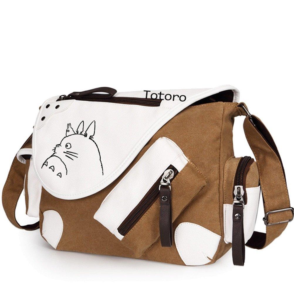 YOYOSHome Japaneseアニメ漫画コスプレDaypackバックパックサッチェルショルダーバッグ  Totoro2 B01CE30EFQ