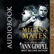 Megan's Mates: Shifter Menage Romance: Wolf Clan Shifters, Book 2 | Ann Gimpel