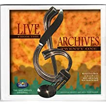 KFOG Live From the Archives Volume 21