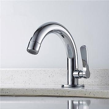 Siderit Ein Hebel Wasserhahn Waschbecken Wasserhahn Kaltwasser