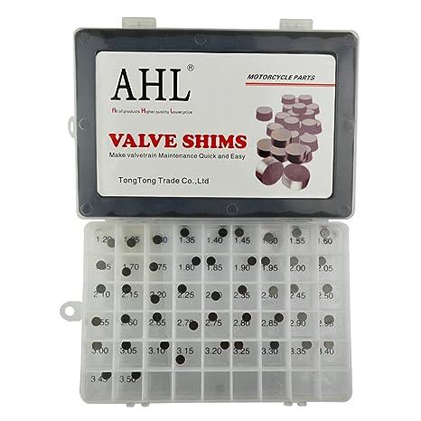 AHL 7 48mm OD Adjustable Valve Shim Kit for Honda CRF250R CRF250 R  2004-2012 (47pcs)