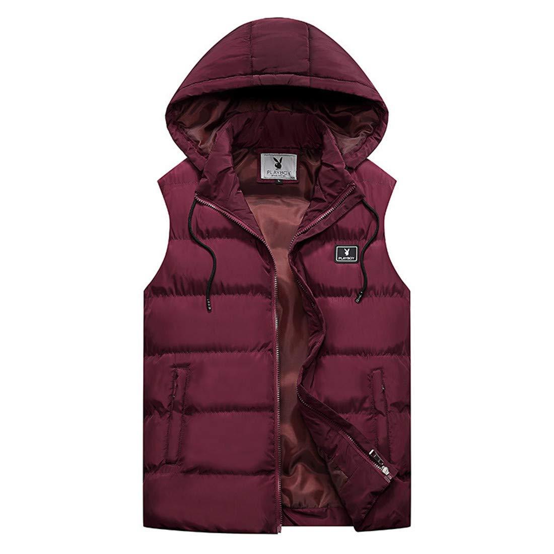 CAI&HONG-GUO GCH Baumwollkleidung Weste vielseitiger Mantel