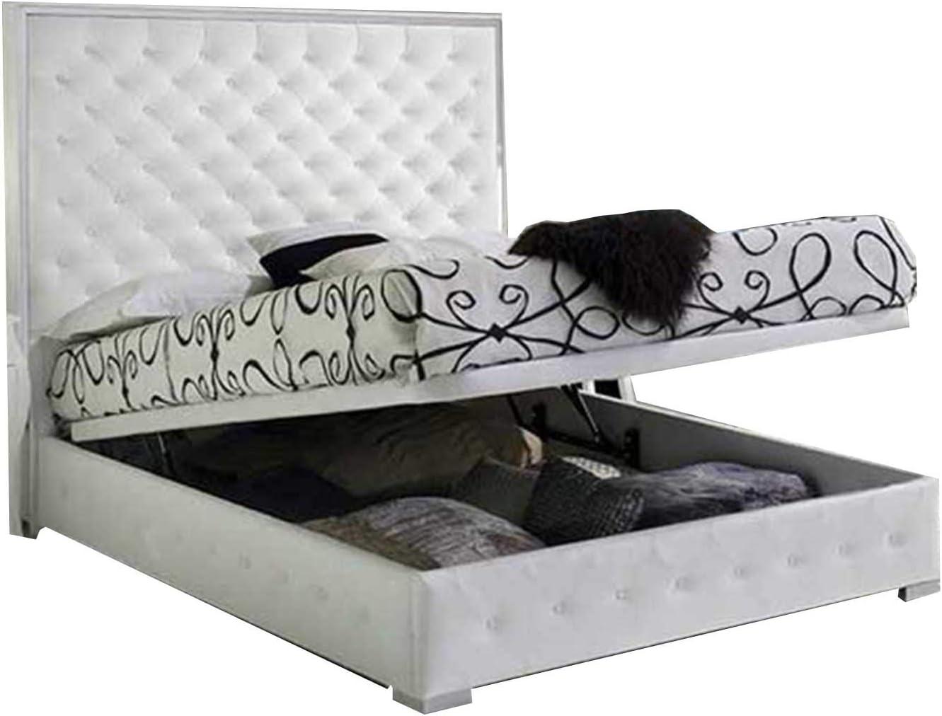 LIGNEUMUBLE Valencia Dormitorio: la cama 160 + la opción ...