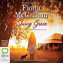 Saving Grace: Button Jar, Book 1 Audiobook by Fiona McCallum Narrated by Jennifer Vuletic