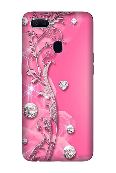 the best attitude 2ad28 31826 theStyleO Printed Back Cover Compatible with Oppo F9: Amazon.in ...