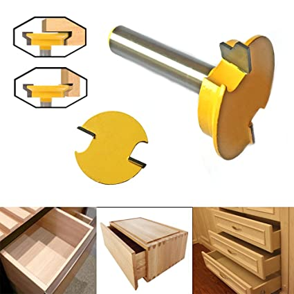 rockler drawers bit x shank lock drawer pin router h dia