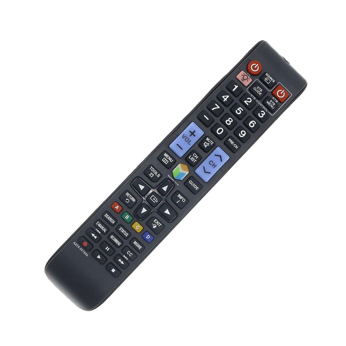 DEHA テレビリモコン サムスン UN50JU6401FXZAテレビ用 B07KNMTZRT