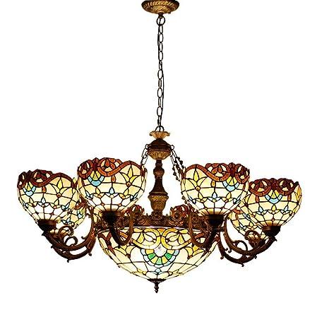 Cabezas de la sala de estar 9 Europea bestdeal lámparas ...