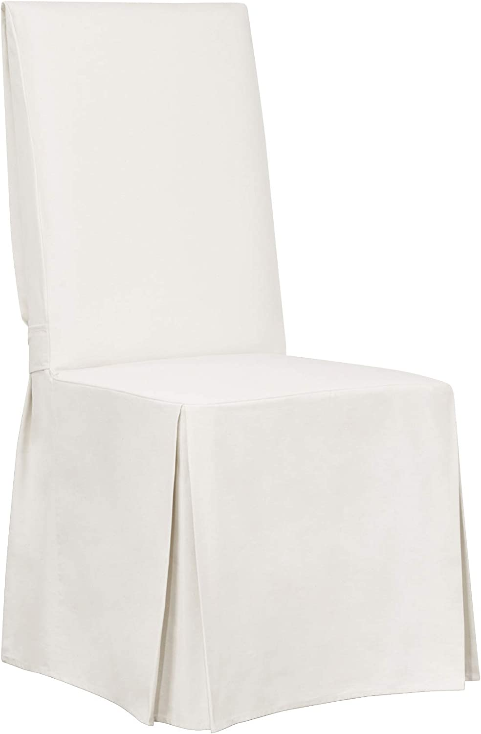 Best sure fit cotton duck dining chair slipcover