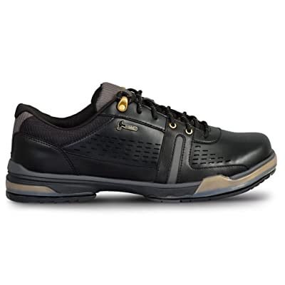 Hammer Mens Boss Performance Bowling Shoes- Black/Gold: Sports & Outdoors