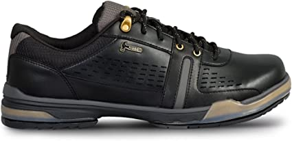 Dexter Mens SST 6 Hybrid Bowling Shoes Right Hand Wide Black//Gold