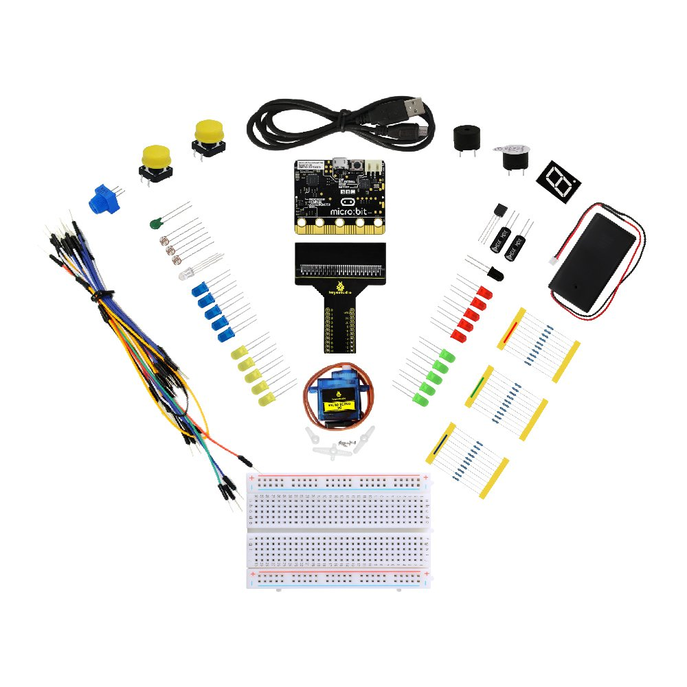 KEYESTUDIO Beginner Starter Kit for Micro bit