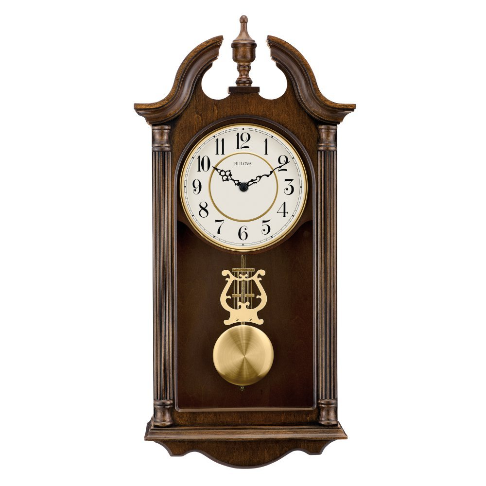 Bulova Saybrook Wall Clock by Bulova