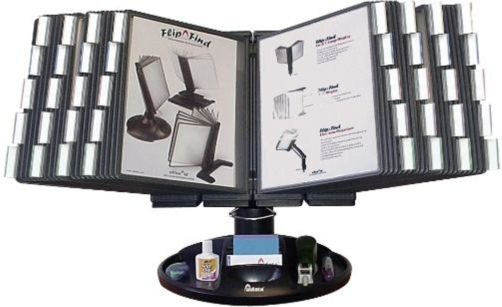 Executive Rotary Base Reference Organizer