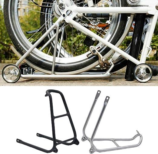 Injoyo 2pcs Taller de Pie para Bicicleta, Soporte Reparación para ...