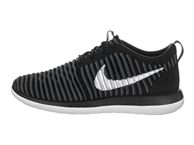 69d37b09dae67 ... purchase nike roshe two flyknit gs running shoes man color black 19a09  945cc