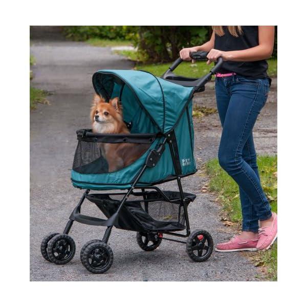 Pet Ingranaggi Happy Trails No Zip Pet Passeggino