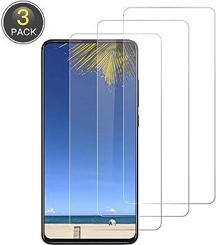 Wiestoung Protector de Pantalla Xiaomi Mi 9T, 3-Unidades Cristal ...