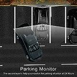 AKASO Mirror Dash Camera for Cars - 10'' Backup