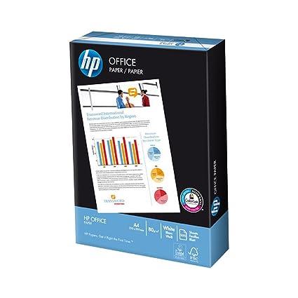 HP A4 80gsm blanco de oficina impresora copiadora láser - 500 ...