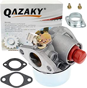 QAZAKY Replacement for Carburetor Tecumseh 632795 632795A TVS75 TVS90 TVS100 TVS105 TVS115 TVS120 ECV100 TVXL90 TVXL105 TVXL115 LAV30 LAV35 LAV40 LAV50 TNT120 4.5HP 5HP Craftsman Eager Lawnmower Carb