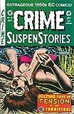 CRIME SUSPENSTORIES Comic Book #19 (1950'S Pre-Code EC reprint)