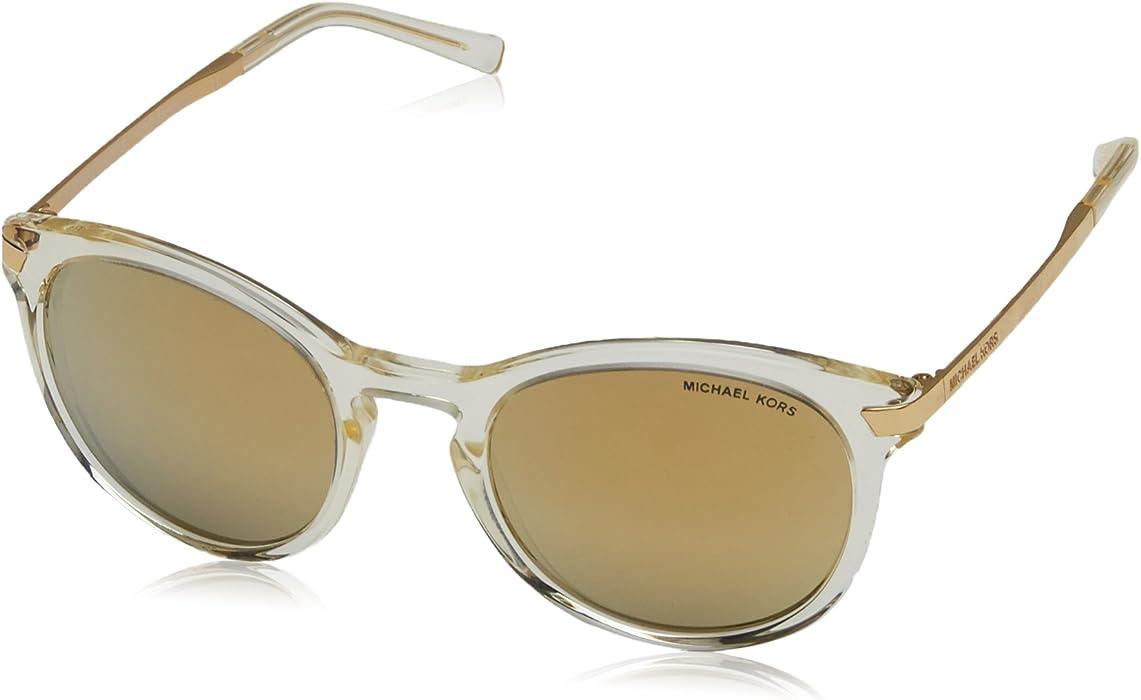 92188f0ed05 Michael Kors Womens Women s Mk2023 53Mm Sunglasses at Amazon Women s ...
