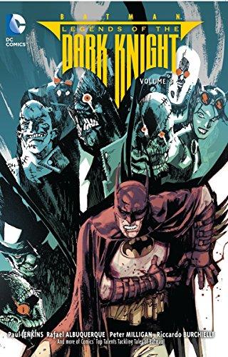 Batman: Legends of the Dark Knight Vol. 3