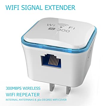 Review Wireless WiFi Repeater, TOP-MAX