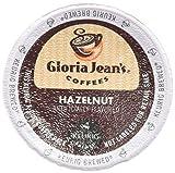 Green Mountain Coffee Roasters Gourmet Single Cup Coffee Hazelnut Gloria Jean's Coffee 12 K-Cups