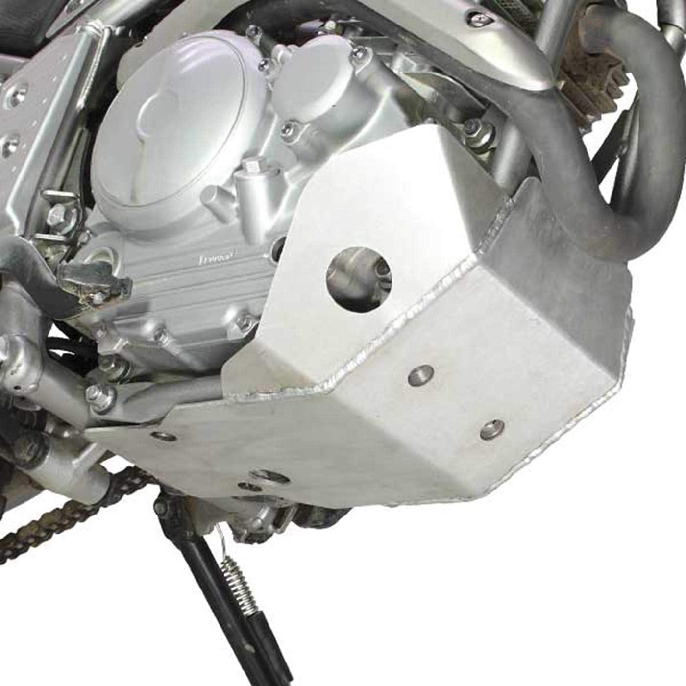 Selo XT250X ZE55-2420 ZETA ED skid plate aluminum XT250 SEROW250