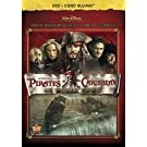 Pirates Of The Caribbean: At World's End (Three-Disc Blu-ray / DVD Combo in DVD Packaging)