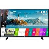 Lg 43uj620v Televisor 43'' Ips Lcd Direct Led Uhd 4k Hdr Smart Tv Webos 3.5 Wifi Bluetooth Hdmi Usb Grabador Y Reproductor Multi