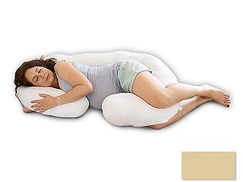 Schwangerschaftskissen Lagerungskissen Stillkissen Schwangere Kissen Baby Pillow