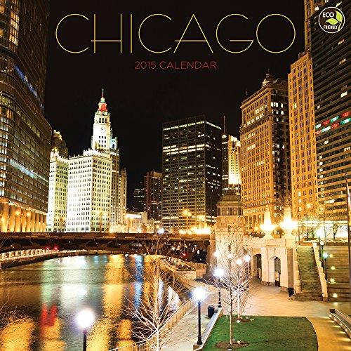 2015 Chicago Wall Calendar