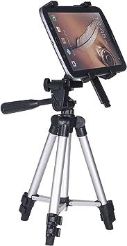 LEDMOMO Soporte del Soporte para trípode iPad Mesa Flexible ...